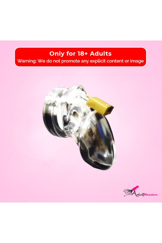 Pleasure Steel Vibrator FV-007