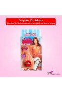 Dotted Realistic Vibrator RSV-070